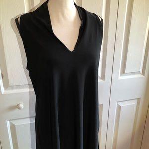 Symply, black blouse